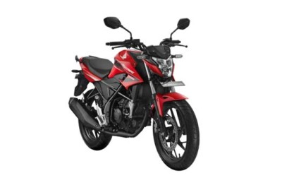 All New Honda CB150R Streetfire SRD Red