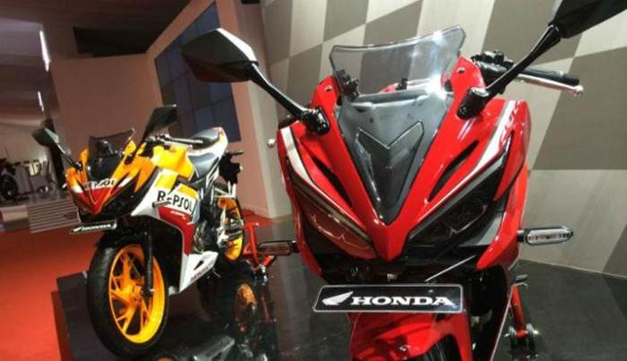 All new Honda CBR 150R Facelift 2016 terbaru
