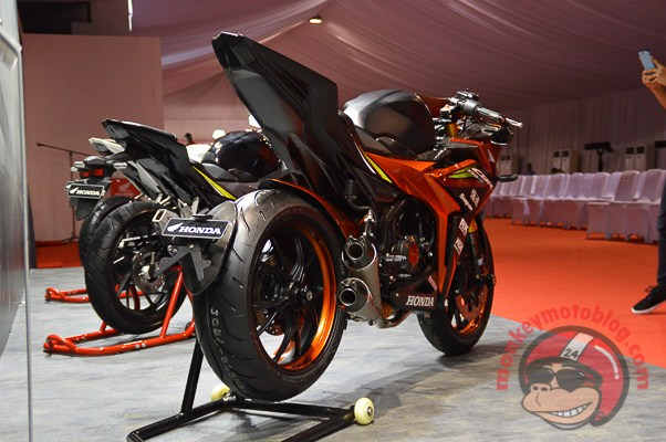 Top modifikasi cbr 150 facelift