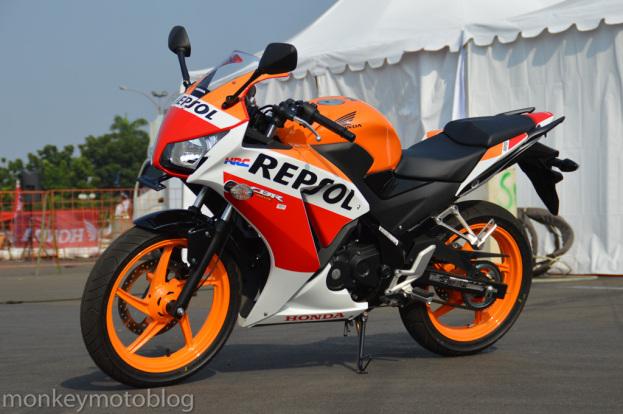 Honda CBR 150 Repsol moto gp