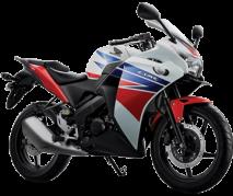 Honda CBR 150R Tri Color