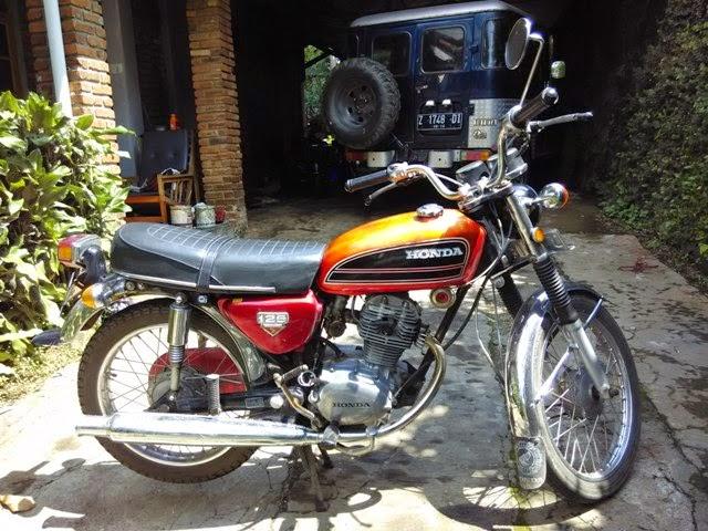 Spesifikasi dan Honda CB 125 terbaru