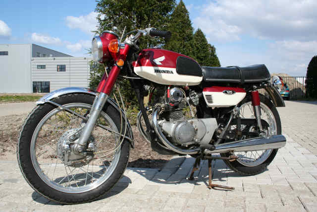 Spesifikasi dan Honda CB 125