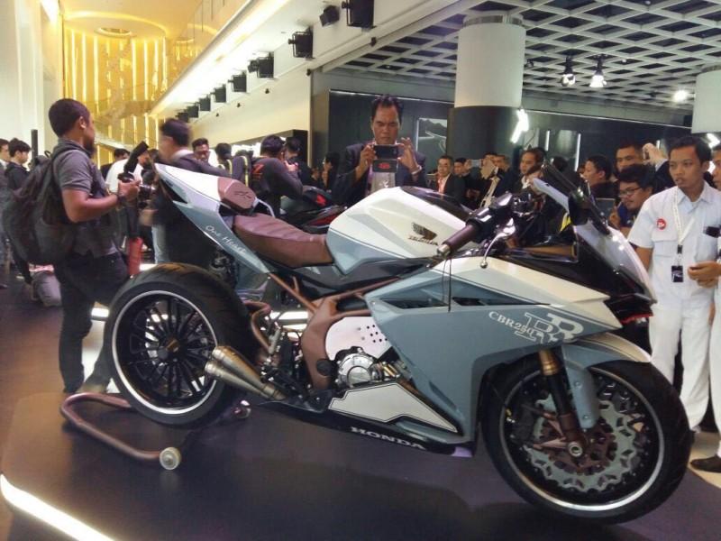 Gambar Modifikasi Honda CBR250 RR 2016 Terbaru