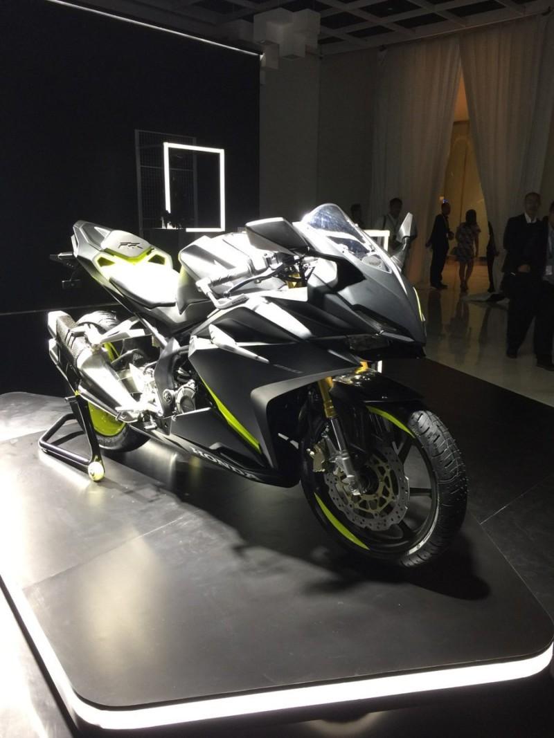 Modifikasi Honda CBR 250RR Terbaru 2016