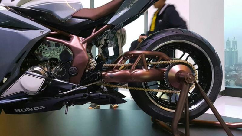 Modifikasi Honda CBR250 RR 2016 Terbaru