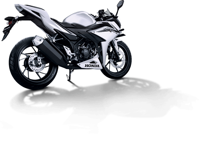 All New Honda cbr150r white desktop